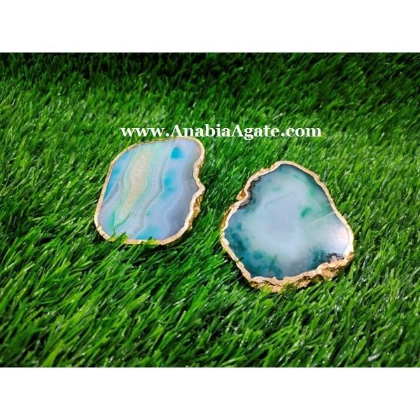 Agate Coaster Type A
