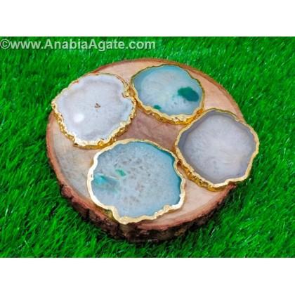 Agate Coaster Type C