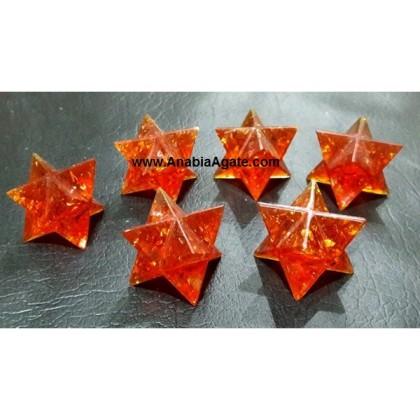 AMBER MERKABA STARS