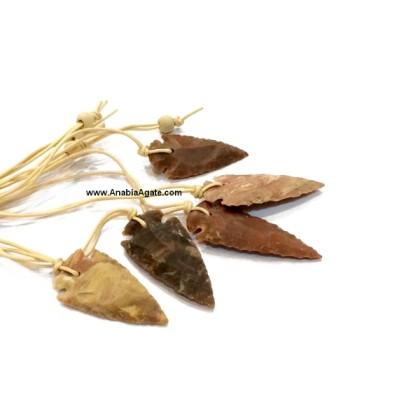 Standard Arrowhead Necklace