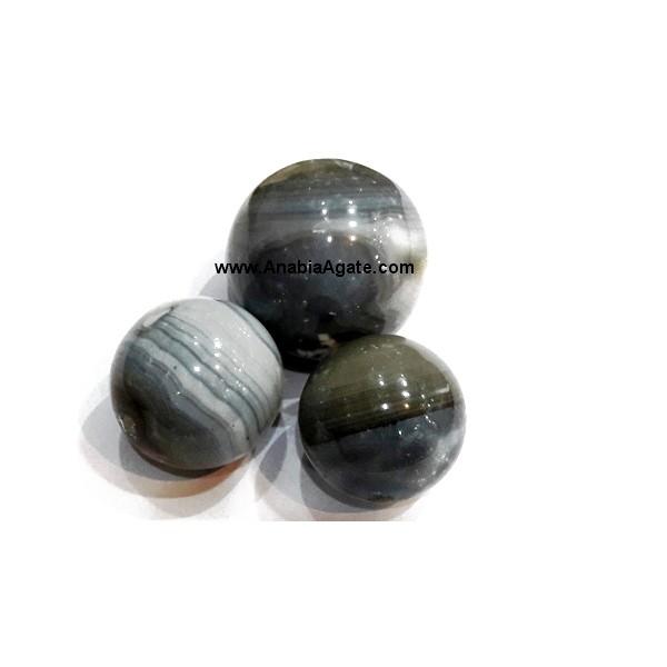 BANDED AGATE BALLS